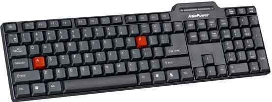 Asia Powercom adds PowerKey 201 USB Keyboard to its PC peripherals segment