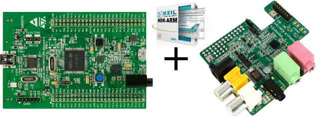 DSP Education Lab Kit for $50