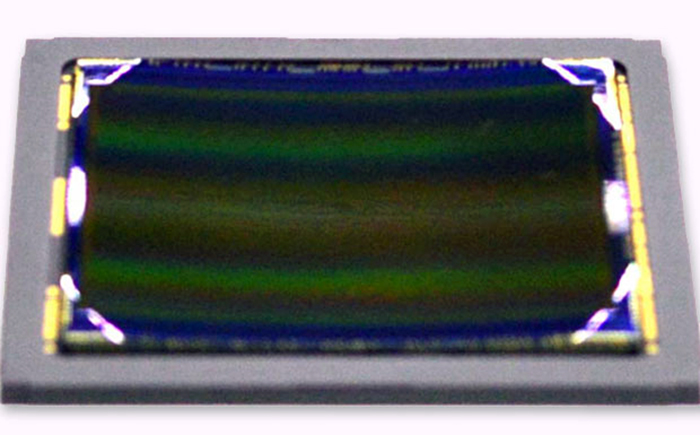 Revolutionary Curved CMOS Sensor