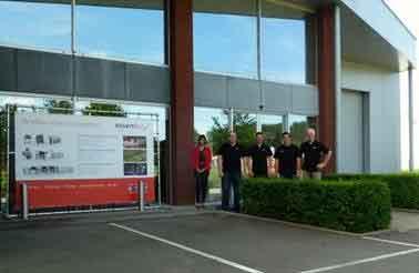 Essemtec Benelux Expands Activities and Relocates to Aarschot