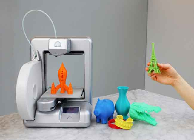 India 3D Printer Market Report