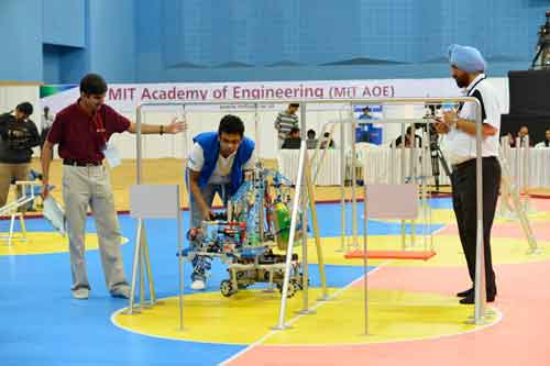 Robocon India 2014