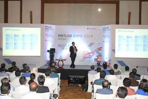 Mathworks Completes MATLAB EXPO 2014 in Bangalore and Pune