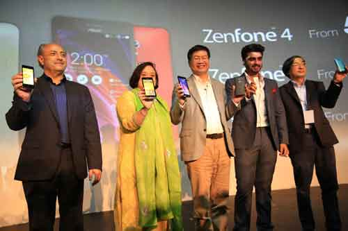 ASUS Launches ZenFone Series and Fonepad™ 7 in India
