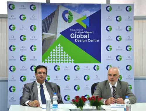 CG Inaugurates its First Global Design Centre (G.D.C.) for Motors