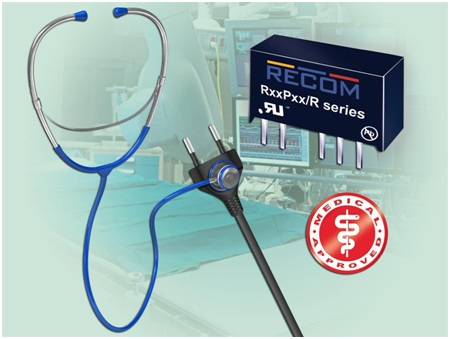 Power Supply for Medical Equipments