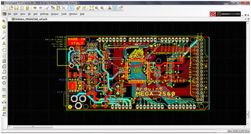 RS India DesignSpark PCB Contest 2014