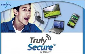 Sensory TrulySecure