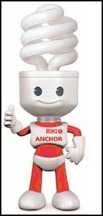 Anchor By Panasonic Rolls Out Riki – New Range Of Power CFLs For India