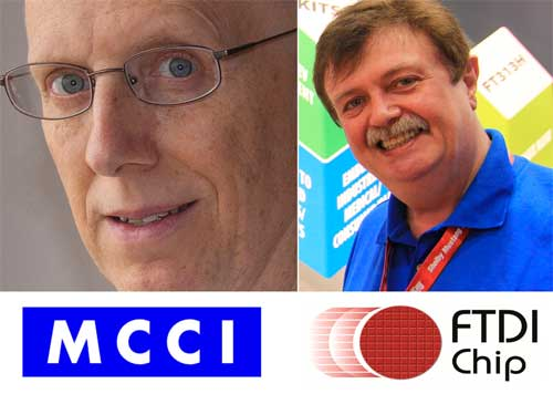 FTDI Partners with MCCI for Embeded SoC Products