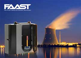 Honeywell's FAAST aspiration detection system