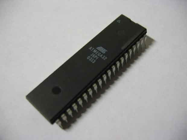 The venerable ATMEGA32