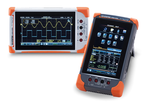 GDS-300/200 Series Compact DSO – Brand New Generation Oscilloscope