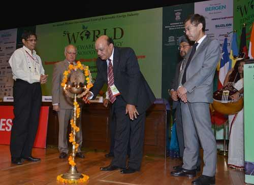 5th World Renewable Energy Technology Congress & Expo-2014
