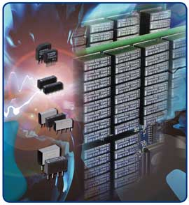 Pickering Electronics with latest Reed Relays at electronica  Munich 2014