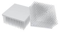 GlacialTech Announces Square Cold Forged Heatsink for 60W LED applications – Igloo FS127