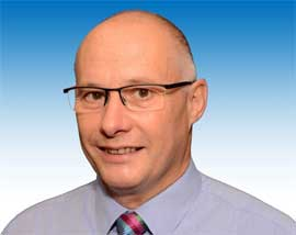 Richard Frisk, European Sales Manager, Nordson DAGE