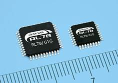 Renesas introduces RL78/G1G Group of Microcontrollers improves Safety, Efficiency and Affordability for Small Appliances and Consumer Products