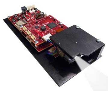 DLP® LightCrafter™ developer tool from TI