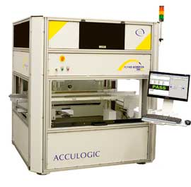 Acculogic to Exhibit World-Class Test Solutions at Electronica 2014