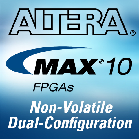 Altera MAX 10 FPGAs and Evaluation Kits now Available
