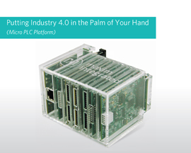 Maxim Developed Smart Micro PLC Platform to Implement Industry 4.0 with less power, parts, and total costs