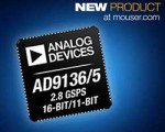 Analog Devices AD9135/6 2.8Gsps DACs