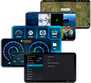 Automotive Infotainment System