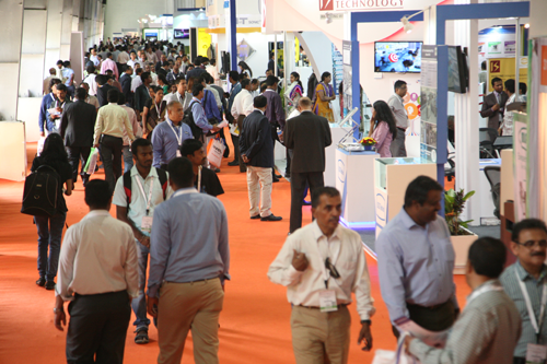 Record participation at ep India 2014 reflects the optimism of the electronics industry