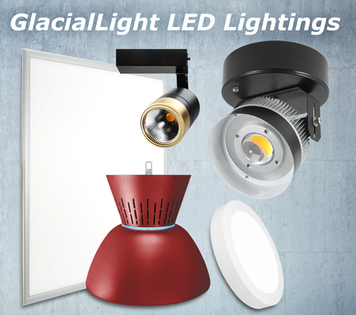 GlacialTech Showcasing New LED Luminaries and Drivers at the Hong Kong International Lighting Fair (Autumn Edition) 2014