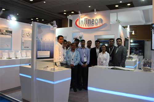 Infineon remains optimistic on the future of the solar power industry in India