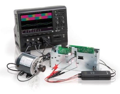 Teledyne LeCroy HDO8000 Oscilloscopes enhances Motor Drive Power Analyzer Software