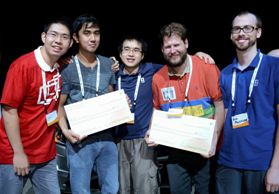 AT&T Hackathon winner at CTIA clinches victory using u-blox IoT platform
