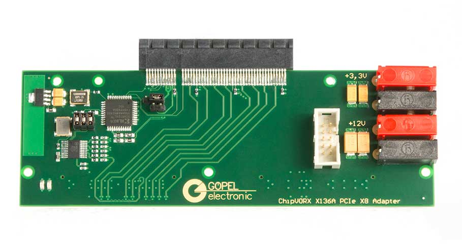 Easy and inexpensive test and validation of PCI Express cards