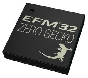 Zero Gecko Starter Kit with sensor expansion board
