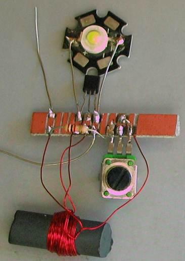 1 watt LED Driver