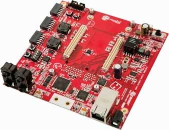 Avnet New MicroZed Embedded Vision Carrier Card Kit