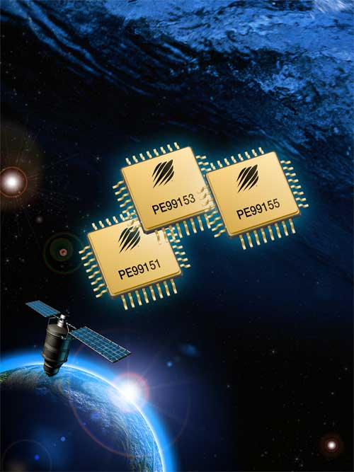 Creating smaller, more versatile power-management systems for space and defense applications