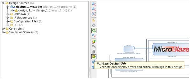 Figure 3: Validate BD