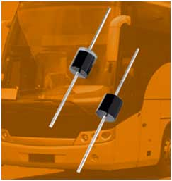 AEC-Q101 Qualified TVS Diode from Littelfuse Provides Greater Protection from Load Dump Without Expanding Design Footprint
