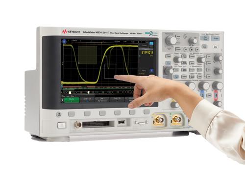 Keysight Technologies  3000T X-Series – First Mainstream Oscilloscopes with Zone Triggering