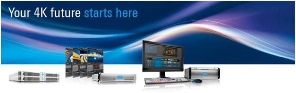 Rohde & Schwarz –  Broadcast & Media solutions for 4K revolution