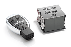 New High-current, High-inductance Power Inductors Are Ideal For Electric Vehicle Applications