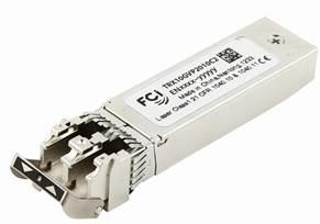 FCI Offers Low Power SFP+ SR Transceiver