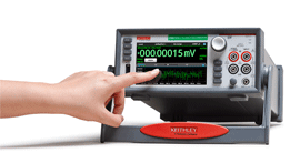 T&M Industry's First Graphical Sampling Digital Multimeter introduced by Keithley