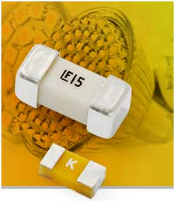NANO2® Subminiature Fuses from Littelfuse Offer Smallest Footprint SMT Designs