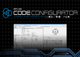 Microchip's free Code Configuration Plug-In for MPLAB® X IDE makes it faster and easier to develop firmware on 8- and 16-bit PIC® MCUs