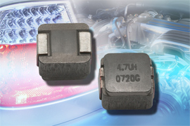 New Vishay Intertechnology IHLP® Inductors in 2020 Case Size