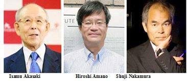 Physics Nobel Prize-2014