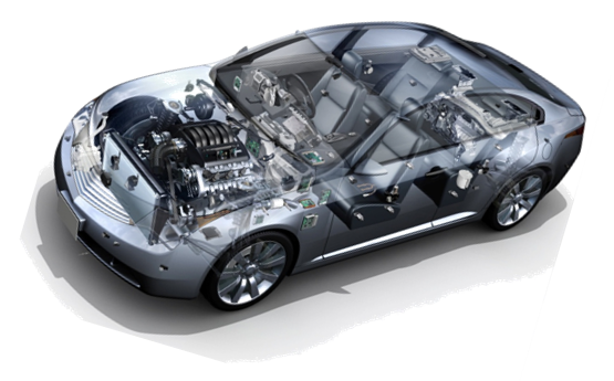 Electronics Components for Automotive Industry